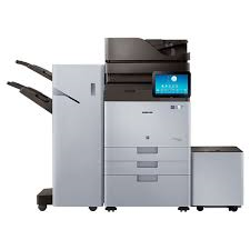 photo: Samsung Color Multixpress X7400 copier / printer