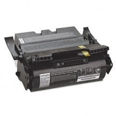 photo: Lexmark T640 toner cartridge
