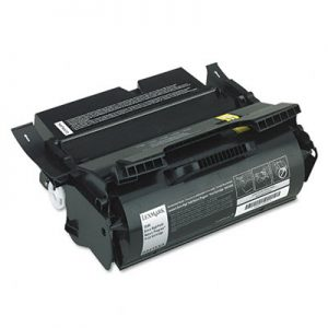photo: Lexmark X644E toner cartridge